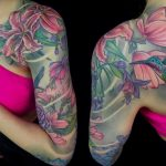 lilly half sleeve by Jo Harrison