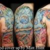 Finished cover up by  Matt Hunt