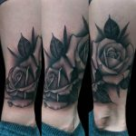 realistic roses by Ethan Jones