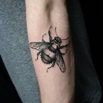 Traditional Black work bee
