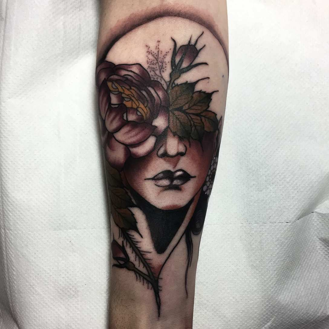 Neo Traditional Tattoos by Frances Anne Faith, Modern Body Art ...