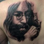John Lennon, Beatles, Music, rock legends tattoo