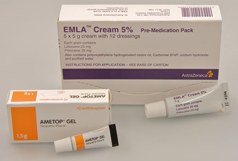 strongest numbing cream prescription