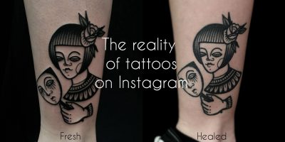 Tattoo blog at Modern Body Art