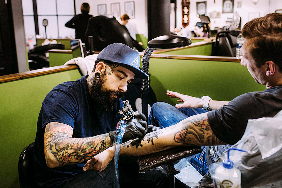 Birmingham Tattoo Studio, Modern Body Art, Tattoos, Birmingham, Matt Hunt, Corporation Street