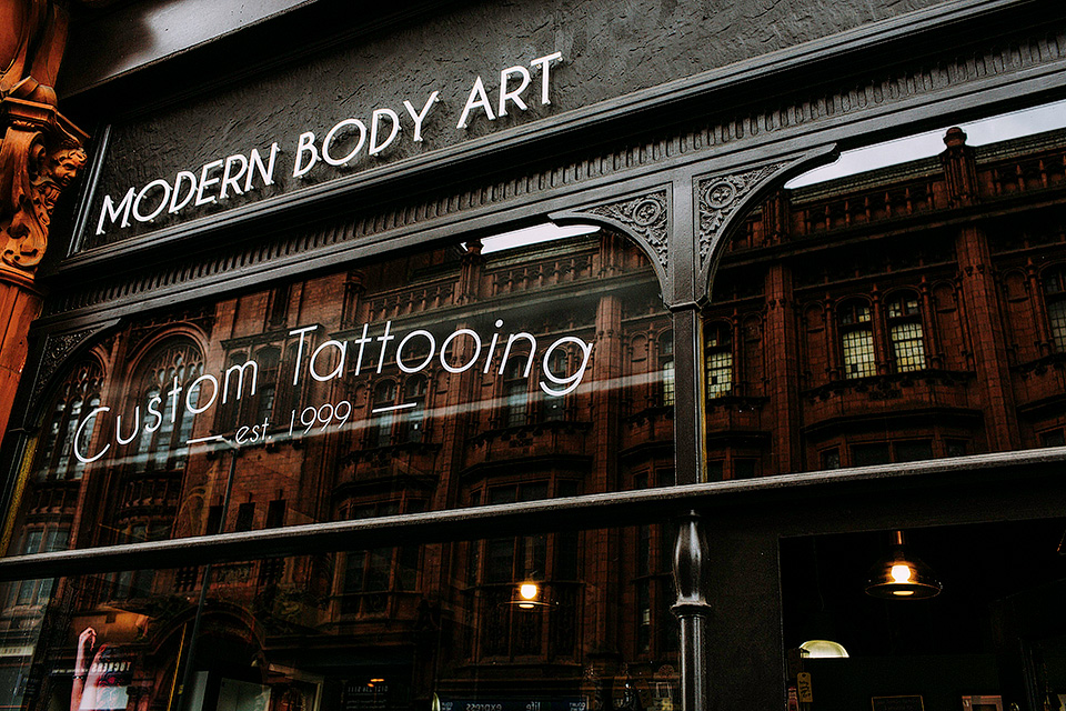 Modern Body Art, Birmingham Tattoo Studio, Birmingham Tattooists, Matt Hunt, Jo Harrison