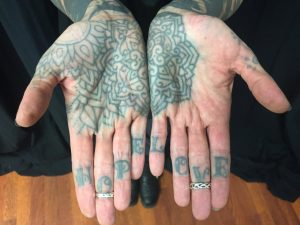 The realities on tattooing certain body parts. Do tattoos on fingers ...