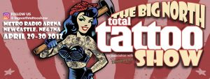 The big north tattoo show convention, Modern Body Art