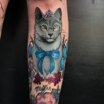 Neo trad, neo traditional, tattoo, birmingham tattoo, modern body art, birmingham tattoo studio, midlands, west midlands, cute tattoo, cute tattoo, animal, animal tattoo, custom, custom tattoo